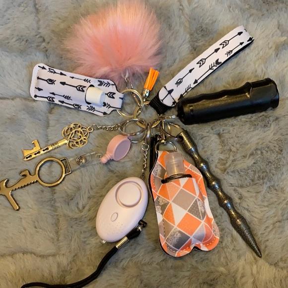 Safety Keychain (Large)